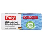 Pely Comfort-Müllbeutel 10l, 50 Stück