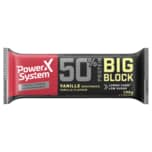 Power System Protein 50% Big Block Vanille 100g