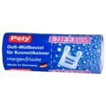 Pely Duftmüllbeutel Morgenfrische 5l, 23 Stück