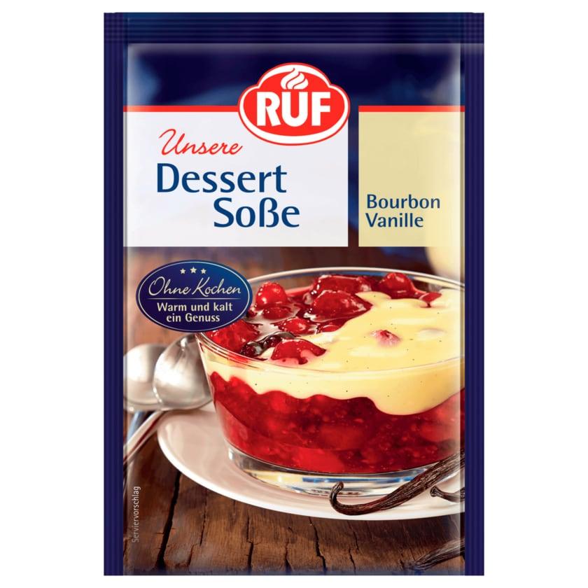Ruf Dessert-Soße Boubon-Vanille 40g