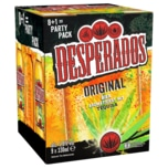 Desperados Original Partypack 8+1 9x0,33l