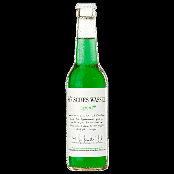 Sünner Kölsches Wasser grün 0,33l