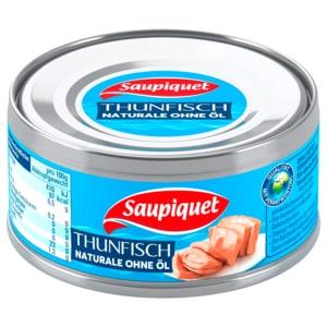Saupiquet Thunfisch Naturale ohne Öl 140g