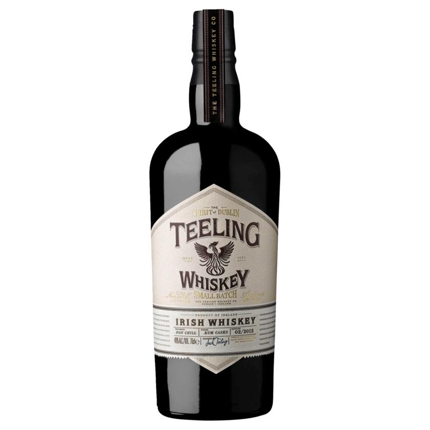 Teeling Small Batch Irish Whiskey 0,7l