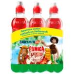 Punica Abenteuer Apfel Kirsche Fruchtsaftgetränk für Kinder 6x0,5l