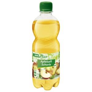 REWE Bio Apfelsaftschorle 0,5l