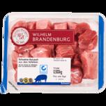 Wilhelm Brandenburg Schweine-Gulasch aus dem Schinken 500g