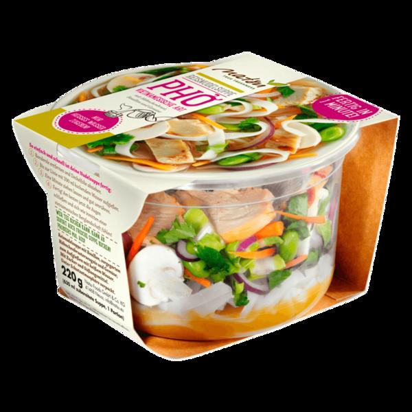 Natsu Food Reisnudelsuppe mit Hähnchen 200g