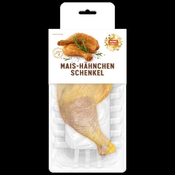REWE Feine Welt Goldschenkel Maishähnchen ca. 200g