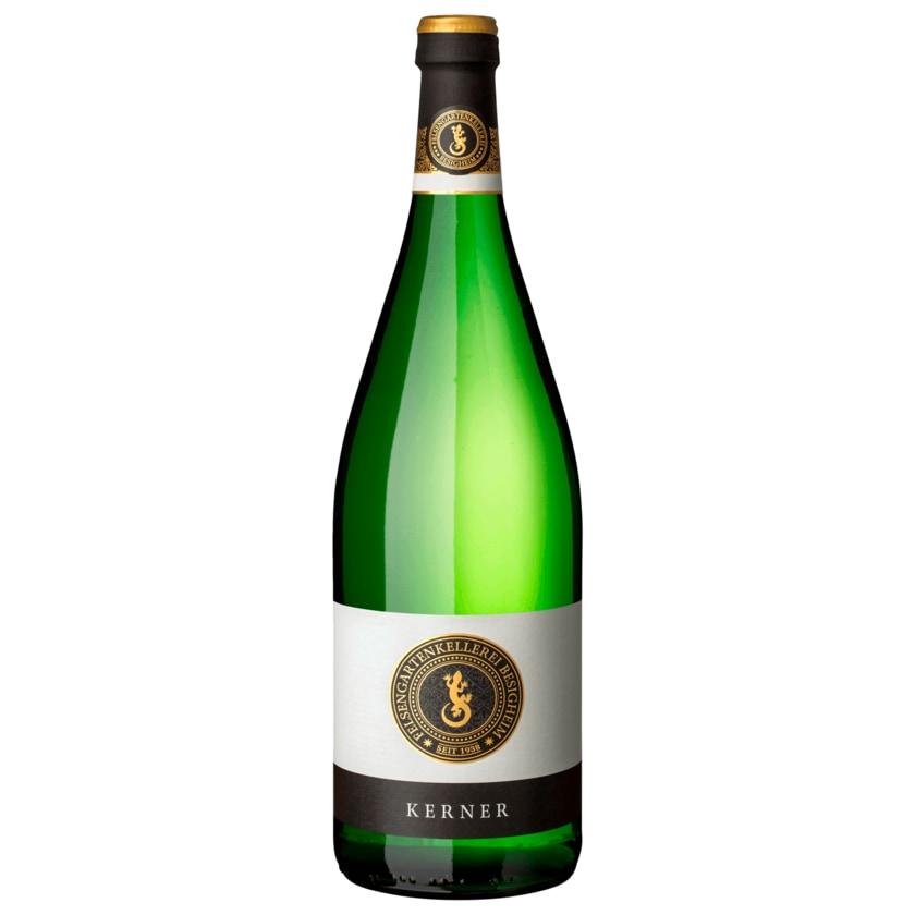 Felsengartenkellerei Besigheim Weißwein Kerner QbA lieblich 1l