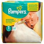 Pampers New Baby Gr. 1 Newborn 2-5kg Tragepack 23 Stück