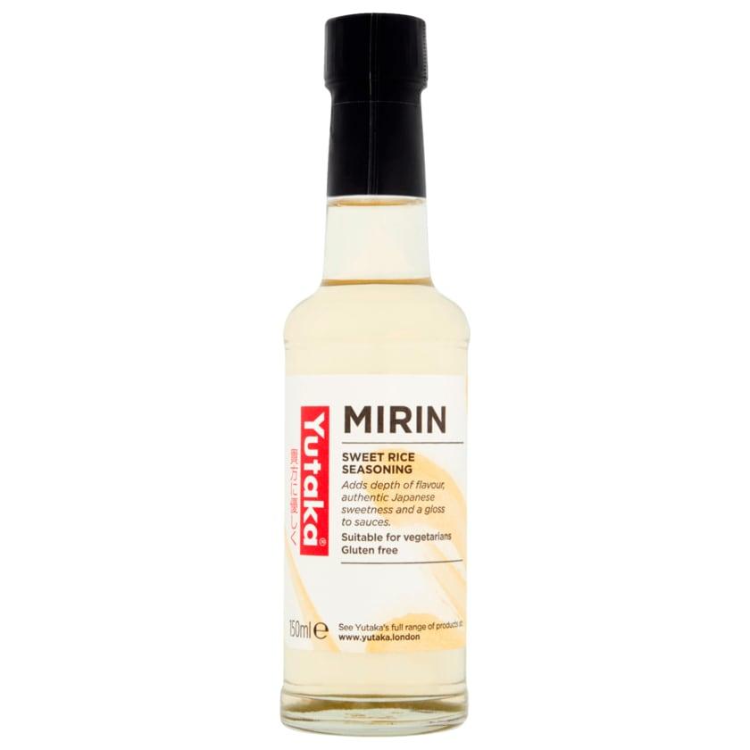 Yukata Mirin Süsser Reiswein 150ml