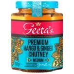 Geetas Mango & Ginger Chutney 320g
