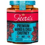 Geetas Mango & Chilli Chutney 320g