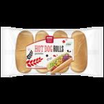 REWE Beste Wahl Hot-Dog-Brötchen 250g, 4 Stück