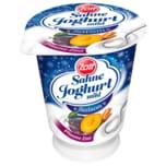 Zott Sahne Joghurt Pflaume-Zimt 150g