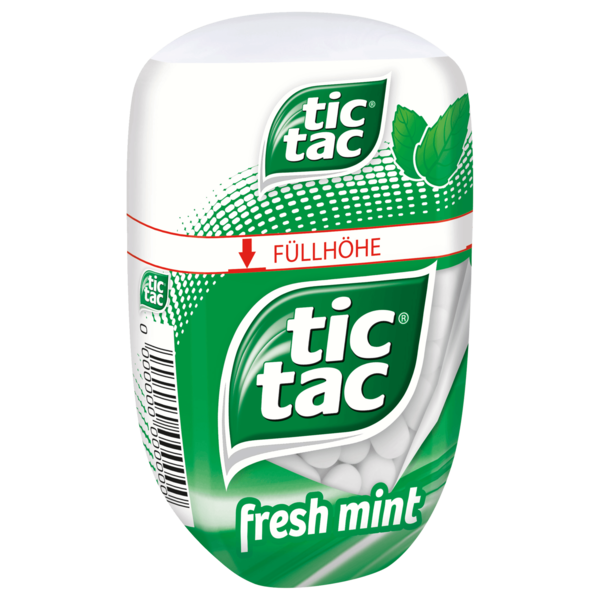 Tic Tac Fresh Mint 98g