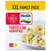 Frosta Tortellini Rahmspinat XXL Family Pack 800g