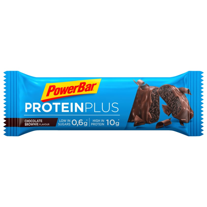 Powerbar Protein + Low Sugar Choc-Brownie 35g