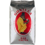 Gorilla Espresso Bar Crema ganze Bohne 1kg