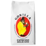 Gorilla Espresso Delicato ganze Bohne 1kg