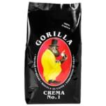 Gorilla Espresso Crema No.1 ganze Bohne 1kg