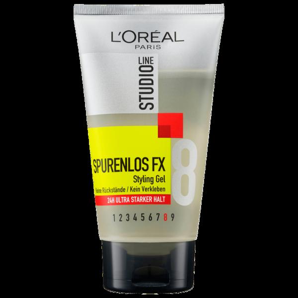 L'Oréal Paris Studio Line Spurenlos FX Styling Gel ultra starker Halt 150ml