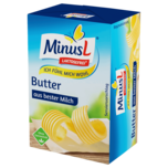 MinusL Butter 125g