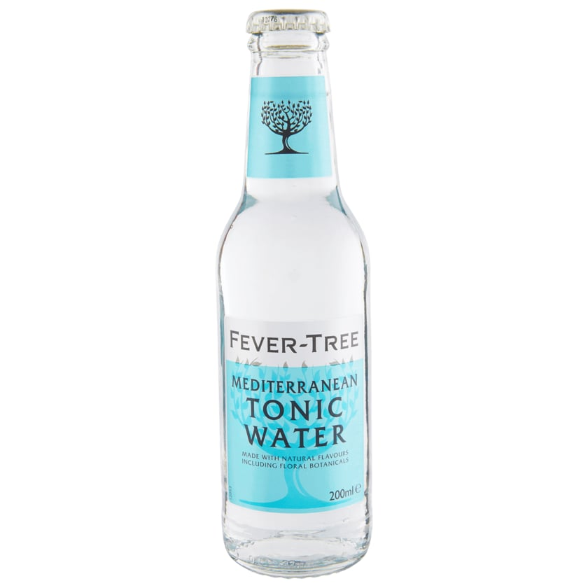 Fever-Tree Mediterranean Tonic Water 0,2l