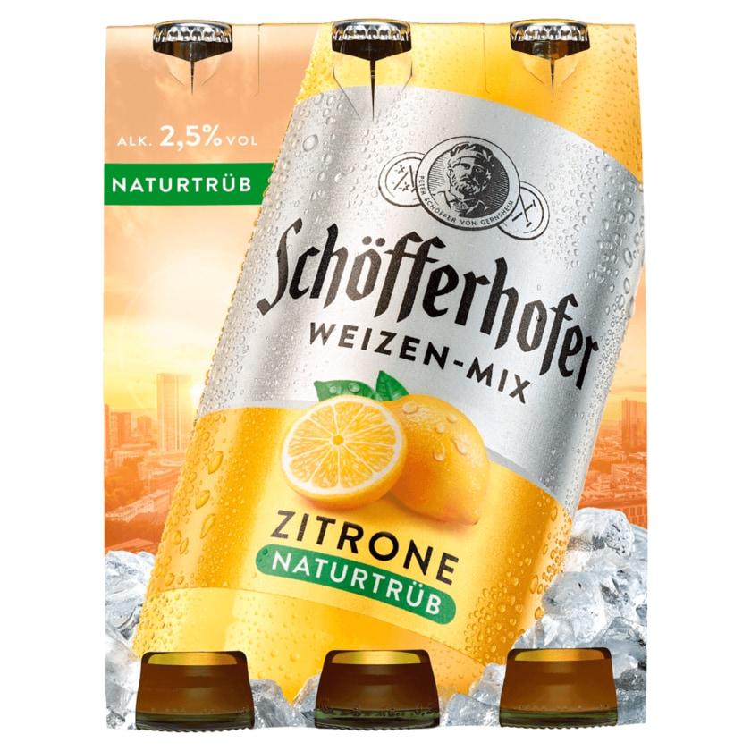 Schöfferhofer Zitrone 6x0,33l