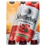 Schöfferhofer Granatapfel + Guarana 6x0,33l