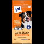 ja! Hundefutter Trockenfutter Vollnahrung mit Geflügel 3kg