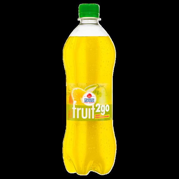 Franken Brunnen Fruit2go Citrus-Pomelo 0,75l