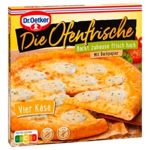 Dr. Oetker Die Ofenfrische Vier-Käse 410g