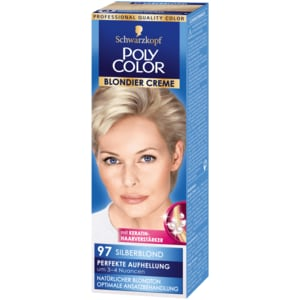 Schwarzkopf Poly Color Silberblond 97 73ml