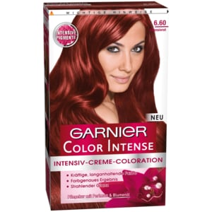 Garnier Color Intense 6.60 Intensivrot