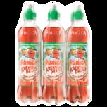 Punica Abenteuer Apfel Erdbeere Fruchtsaftgetränk für Kinder 6x0,5l