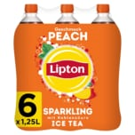 Lipton Ice Tea Sparkling Peach 6x1,25l