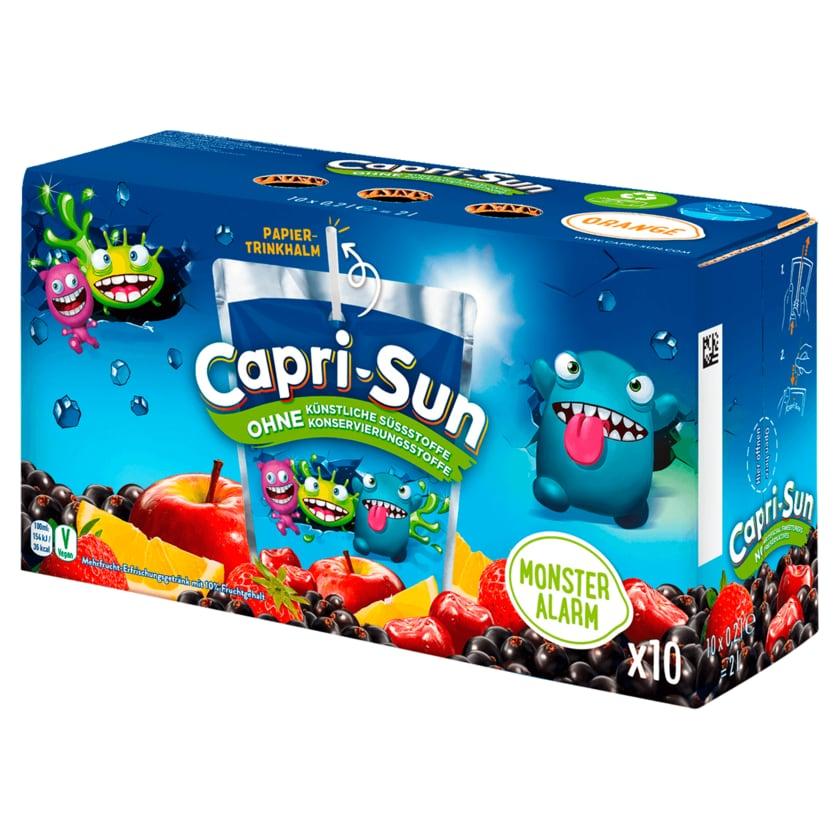 Capri-Sun Monsteralarm Multipack 10x200ml
