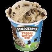 Ben & Jerry's Peanut Butter Cup Eis 500ml