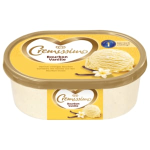 Cremissimo Vanille Eis 1000ml