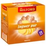 Milford Ingwer pur 56g, 28 Beutel