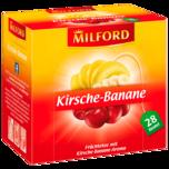 Milford Kirsche-Banane 63g, 28 Beutel