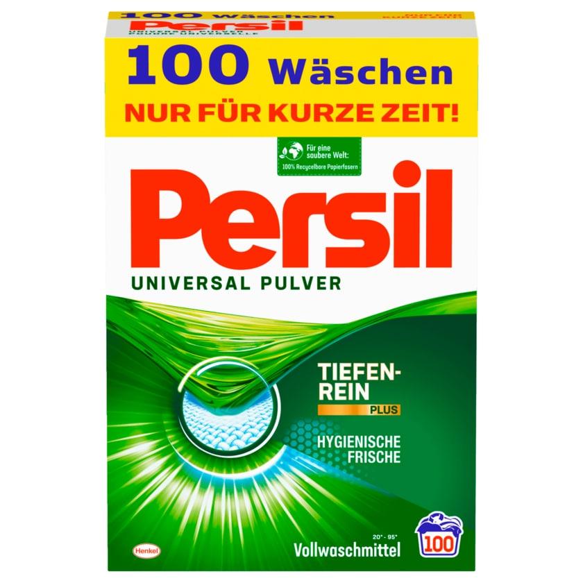 Persil Universal Pulver 100WL 6,5kg