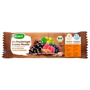 Alnavit Bio Fruchtriegel Beeren-Mandel 40g