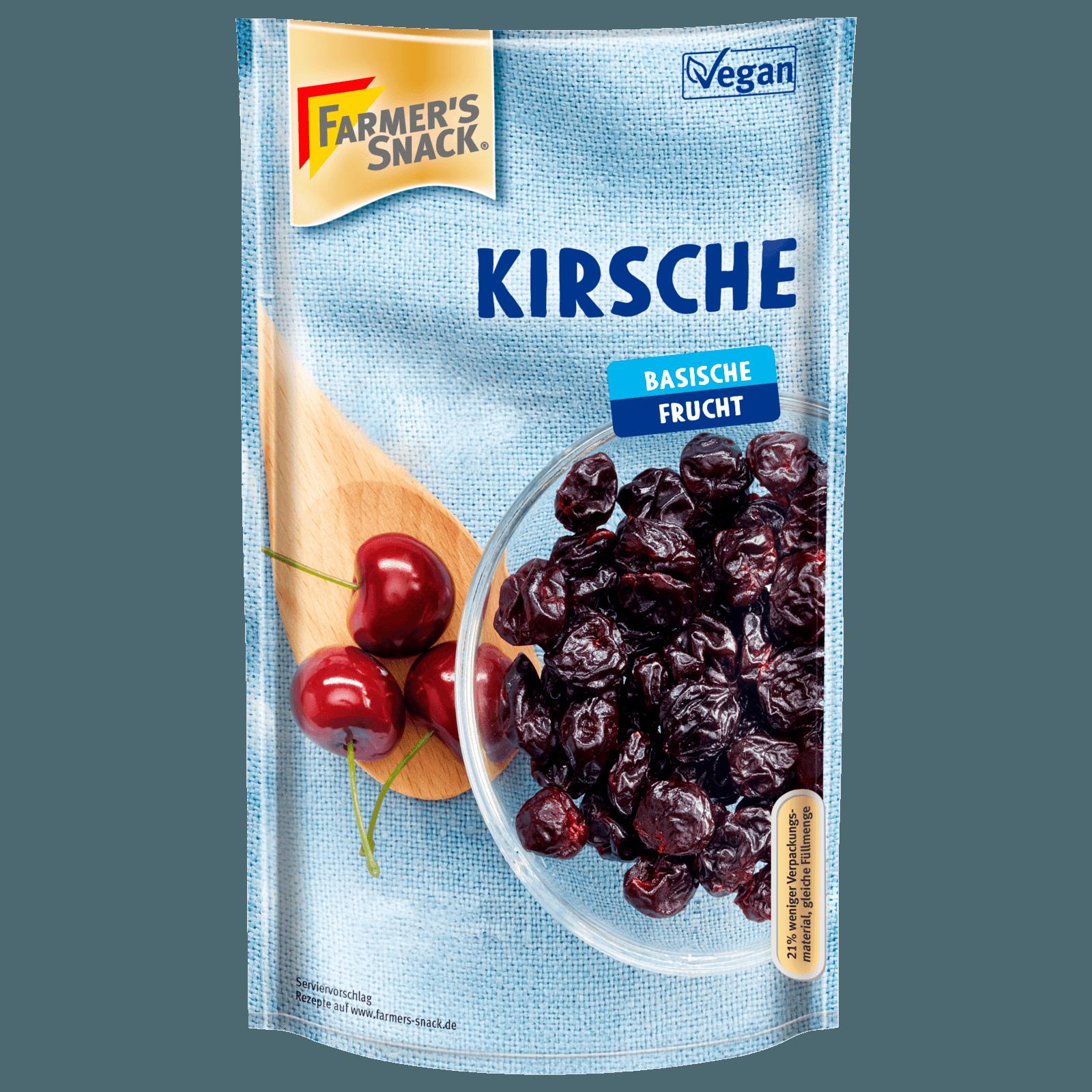 Farmer's Snack Kirschen 120g