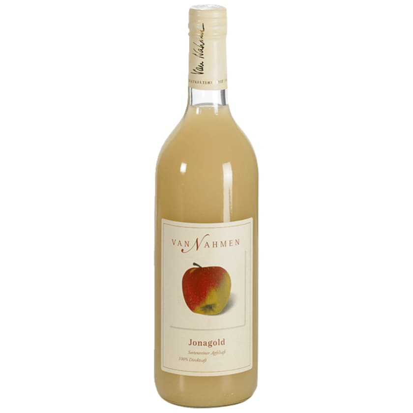 Van Nahmen Jonagold Apfelsaft 0,75l
