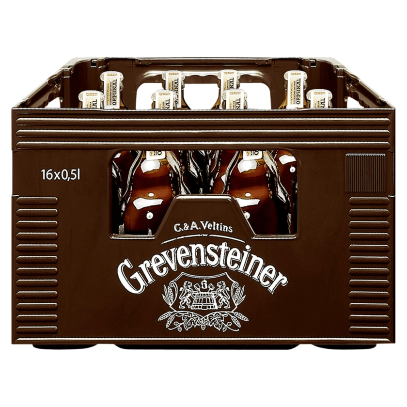 Grevensteiner Original Steinie 16x0,5l