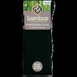 Nur der Herren Bambus Komfort-Socke leinen 39-42