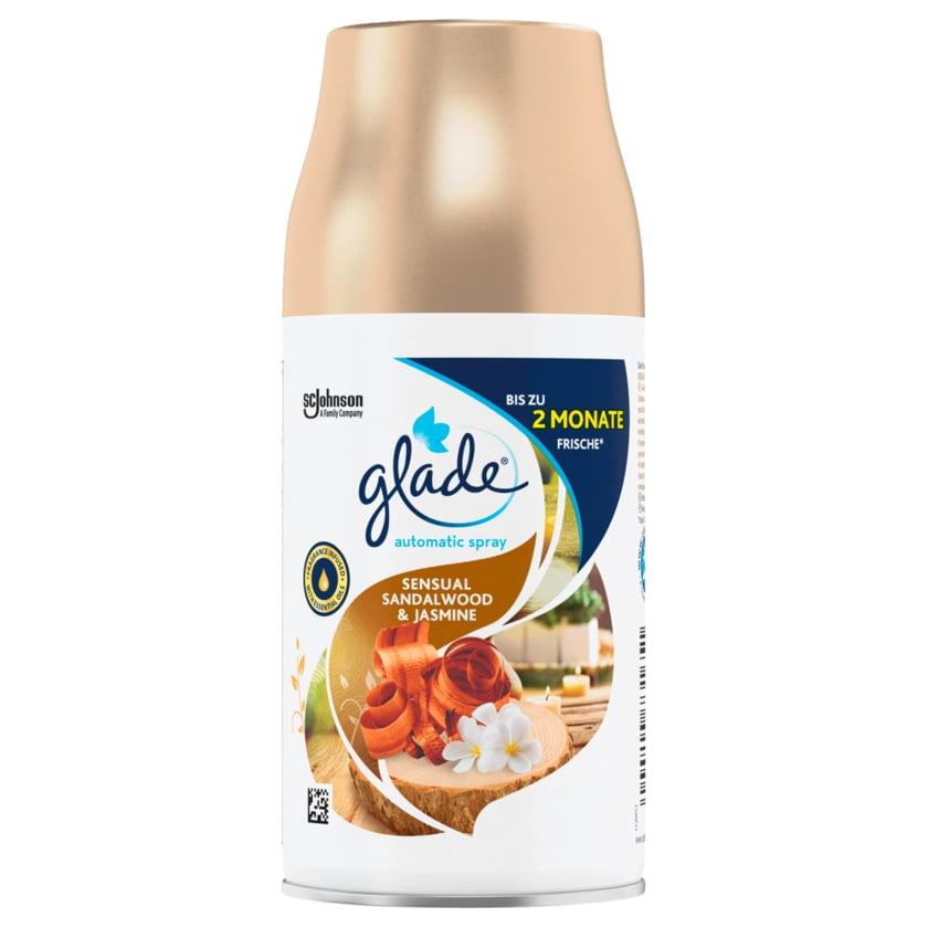 Glade by Brise Automatic Spray Nachfüller Bali Sandelholz & Jasmin 269ml